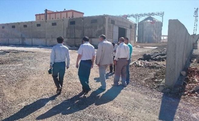 Viranşehir Organize Sanayi Bölgesi Her Geçen Gün Büyüyor