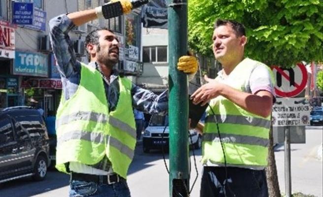 Trafik Işıkları, Görme Engelliler İçin Konuşacak