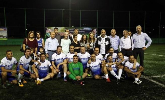 İlkadım'da Futbol Turnuvası Başladı