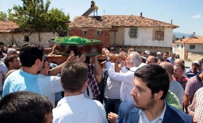 Başkan Kamil Saraçoğlu, İbrahim Savurgan'ın Cenaze Namazına Katıldı
