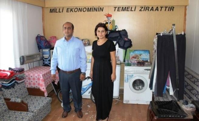 Kiraz Belediyesi'nden İhtiyaç Sahiplerine Özel Mağaza