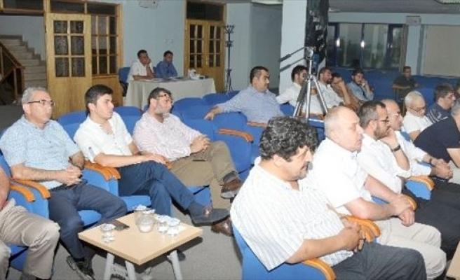 KSO'da Gıda Ve Şekerli Mamuller Sektörünün Sorunları Tartışıldı