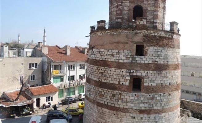'Makedon Kulesi' İle 'Eski Vali Konağı' Devir Teslim Töreni Gerçekleşti