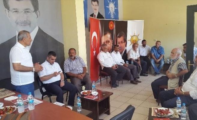 AK Parti Doğanyol İlçe Danışma Meclisi Toplantısı Yapıldı
