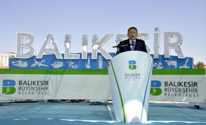 Türkiye'nin İlk Tubby Jump Alanı Balıkesir'de Kuruldu