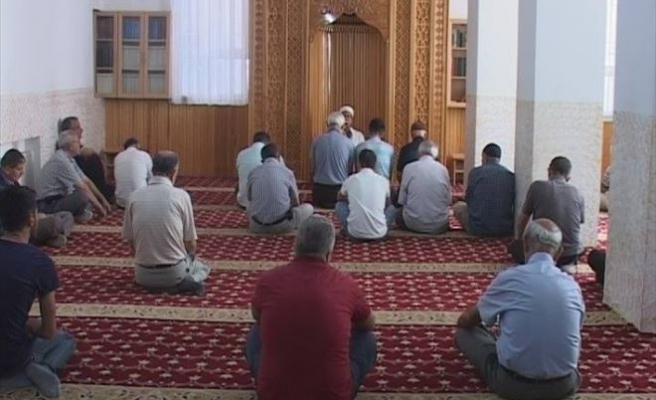 Malatya'da Şehitler İçin Mevlit Okutuldu