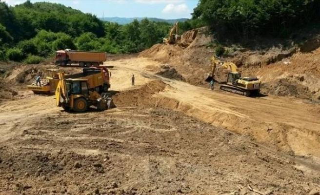 İlyas Köy Göleti Su Tutma Aşamasına Geldi