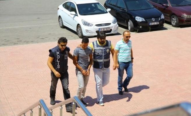 Bodrum'da 4 İnsan Taciri Gözaltına Alındı