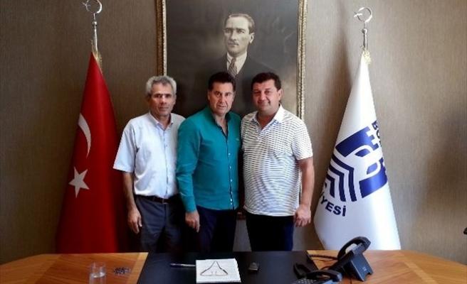 Osmangazi Ziraat Odası Başkanı'ndan Başkan Kocadon'a Ziyaret