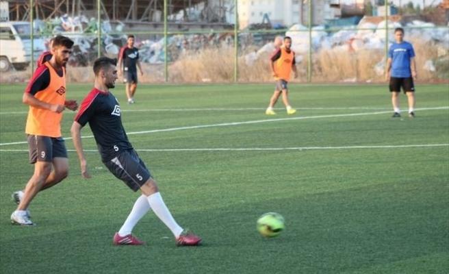 Yeşilyurtspor, Aksaray 68 İle Hazırlık Maçı Oynadı