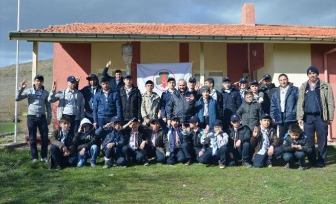 Sorgun Zinde Gençlik Ve Spor Kulübü Aday İzci Kampına Katılacak