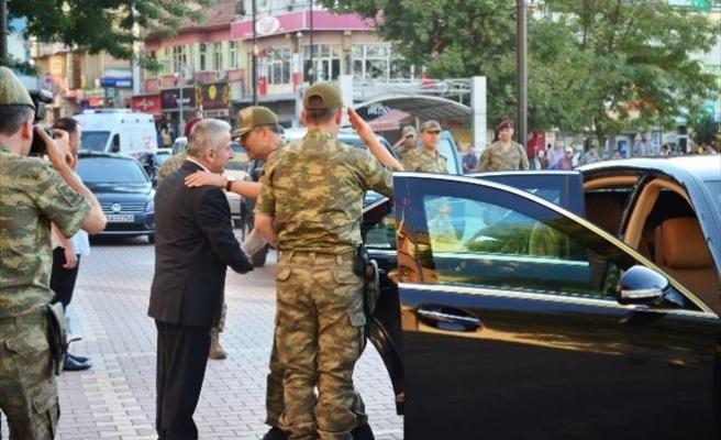 Kara Kuvvetleri Komutanı Çolak Malatya'da