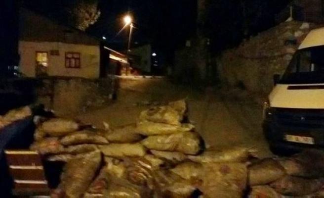 Hakkari'de 6 Ayrı Mahallede Olaylar Çıktı