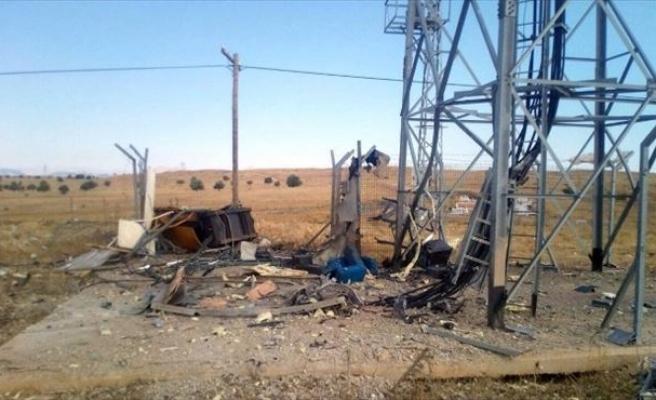 Elazığ'da PKK'lılar Roketle Saldırdı, Çatışma Çıktı