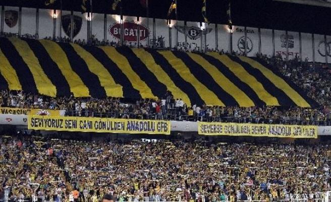 Fenerbahçeli Taraftarlardan Bursaspor'a Teşekkür