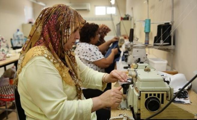 Biçki Nakış Kursu Kadınların Hayatını Değiştirdi