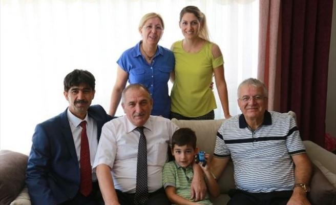 Başkan Alaaddin Yılmaz Hasta Ziyaretlerine Devam Ediyor