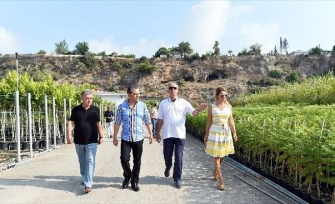 Muratpaşa Belediyesi Bitki Üretim Tesislerini 5 Kat Büyütüyor