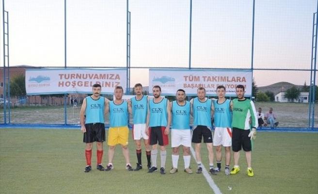 Seyitgazi Belediyesi 1. Futbol Turnuvası