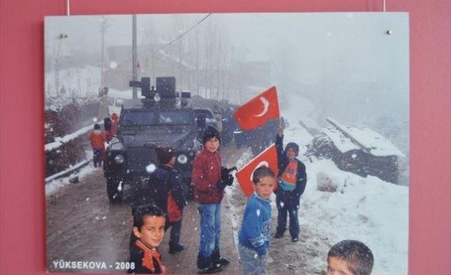 TSK Foto Film Merkezi Komutanlığı'nın 18. Fotoğraf Sergisi Eskişehir'de