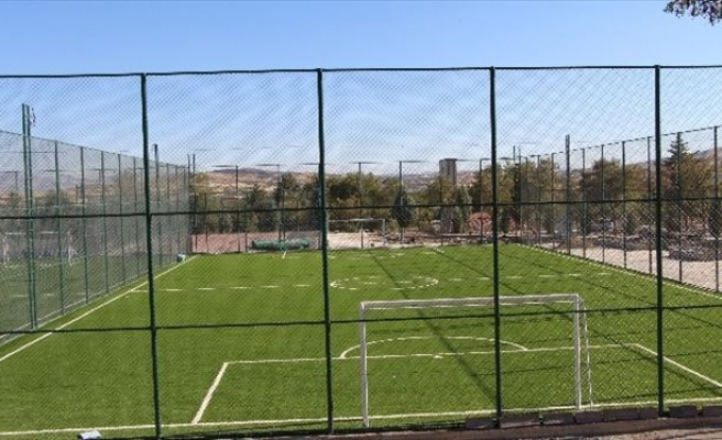 Fırat Üniversitesi Kampüsüne Modern Spor Tesisi