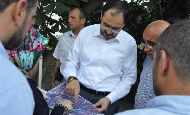 Başiskele Belediye Başkanı Ayaz Vezirçiftliğinde Çalışmaları İnceledi