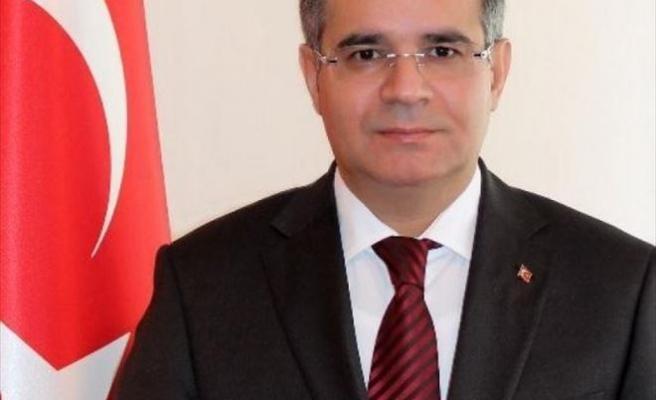 Vali Süleyman Tapsız'ın 30 Ağustos Zafer Bayramı Kutlama Mesajı