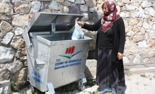Niğde'de 100 Bin Kişinin Çöpü Toplanıyor