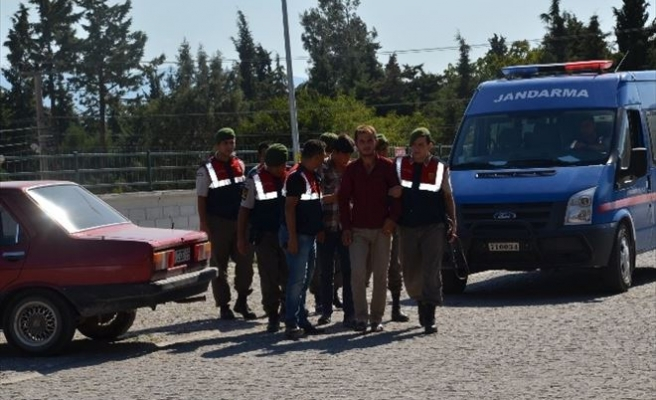 Balıkesir'de Büyükbaş Hayvan Hırsızları Yakalandı