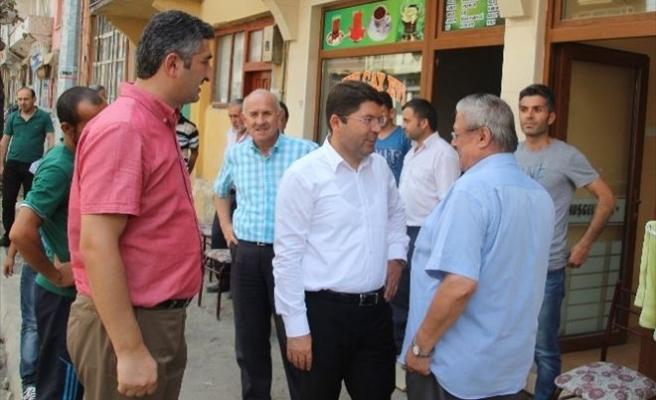 "AK Parti Milletvekili Tunç: ""Kozcağız'a Dev Yatırımlar Yapıyoruz"""