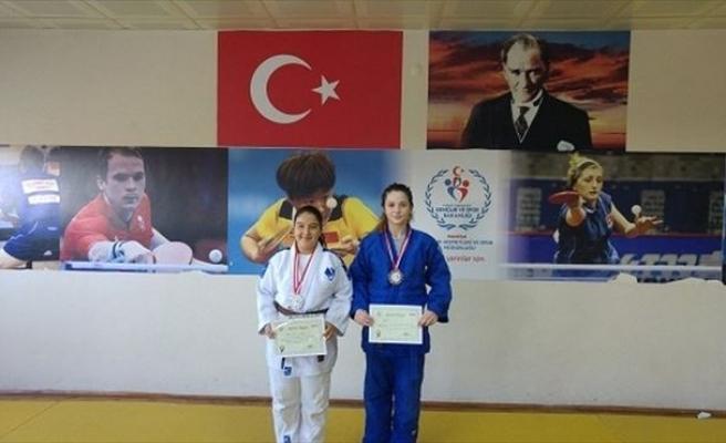 Yunusemre Belediyespor Judo'da Başarıya Doymuyor