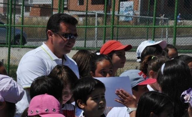 Yaz Spor Okullarına Katılan Öğrencilere Sertifikaları Dağıtıldı