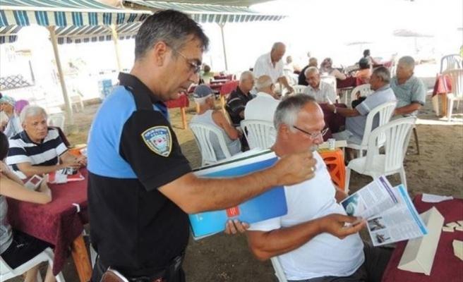 Toplum Destekli Polisler Vatandaşları Boğulmalara Karşı Uyardı