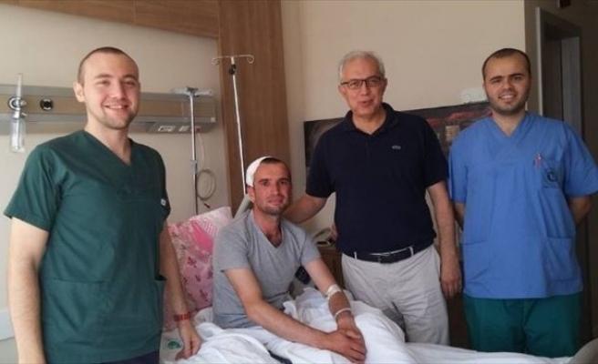 Dodurga Belde Belediye Başkanı Tuna Beyin Ameliyatı Oldu