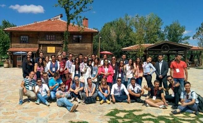19 Ülkeden Öğrenciler Altındağ'da Buluştu