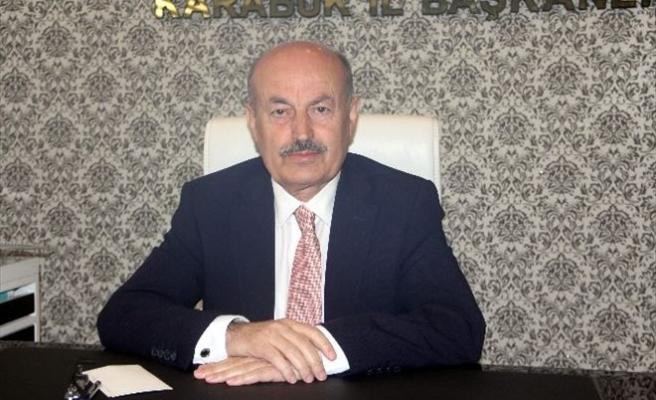 Milletvekili Kahveci'den 30 Ağustos Zafer Bayramı Kutlaması