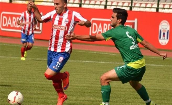 Dardanelspor Kupaya Galibiyetle Başladı