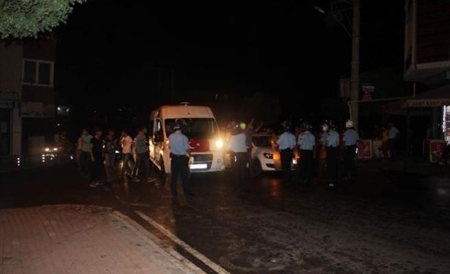 Darıca'da Gergin Gece: 5 Gözaltı
