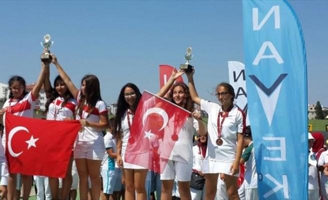 Adana Okçuluk Takımı Türkiye Üçüncüsü Oldu