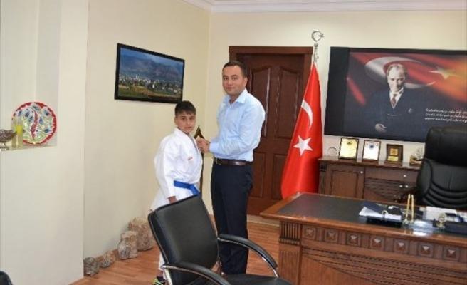 Doğanşehir'e Uluslararası Derece