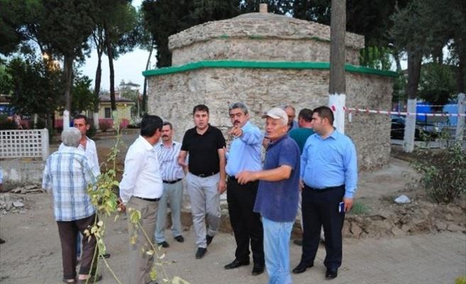 Nazilli Belediyesi Kültürel Mirasına Sahip Çıkıyor