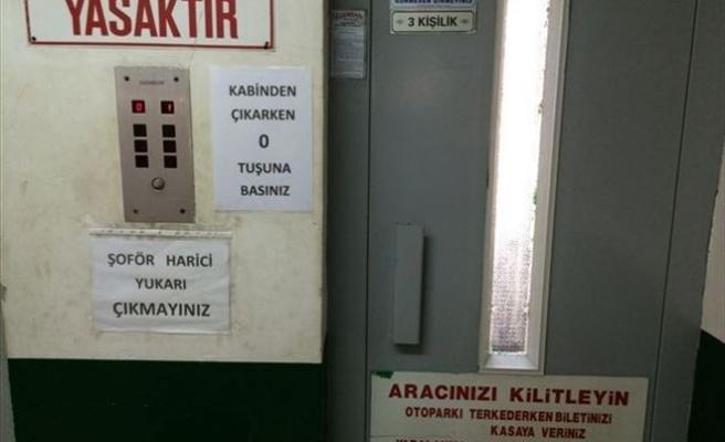 Bursaspor'a Ait Tesisler Alarm Veriyor