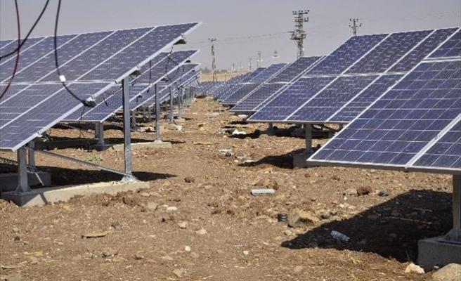 Gözeli Havzası Güneş Enerji Santrali Tamamlanıyor