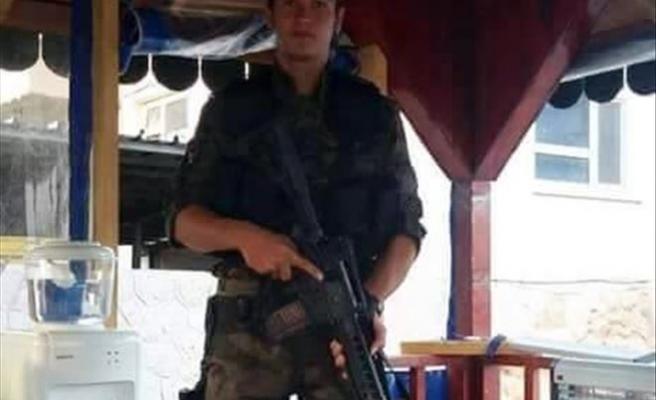 Şehit Polisin Şehadetinde İlginç Ayrıntı