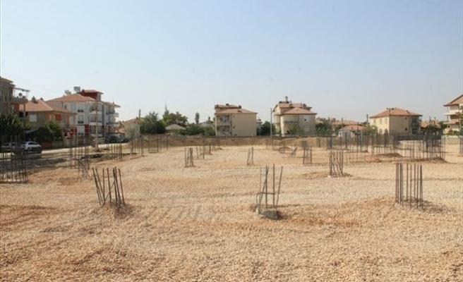 Karaman'da Çok Amaçlı Spor Salonu İnşaatına Başlandı