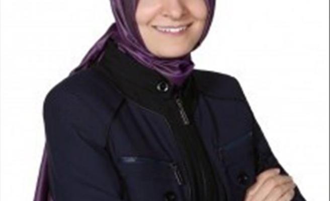 AK Parti'de İlk Başörtülü Genel Başkan Yardımcısı