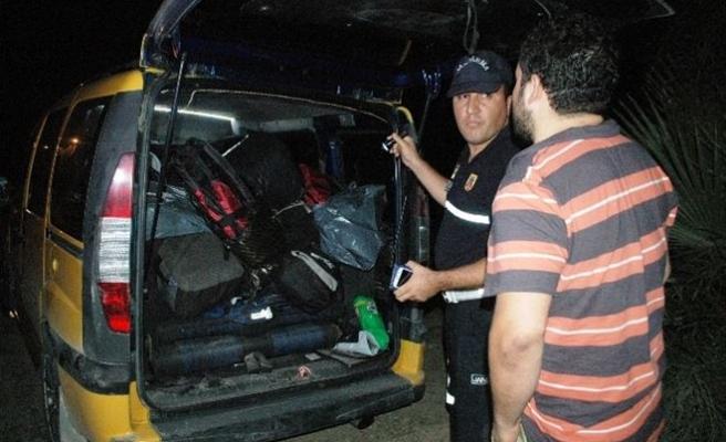 Güvenlik Önlemlerinin Arttırıldığı Bodrum'da Kaçaklara Göz Açtırılmıyor