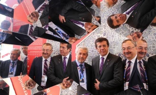 Bakan Zeybekci EXPO Milano Türkiye Milli Günü'ne Katıldı