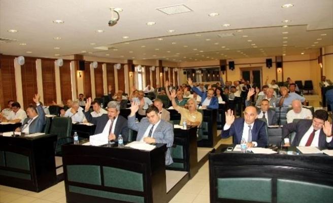 Belediye Meclis Toplantısı'nın Eylül Ayı Son Toplantısı Yapıldı