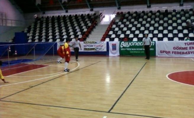 Goalball Şampiyonası Malatya'da Başladı